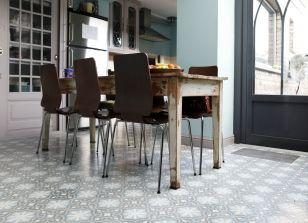 Patroontegels Inspiratie Grafisch : Fotos van cementtegels & projecten met portugese tegels kitchen
