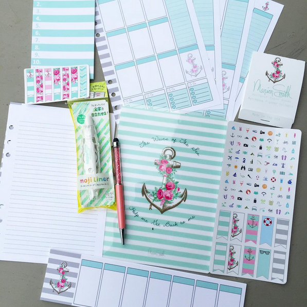 May Planner Swag Kit (With Images)