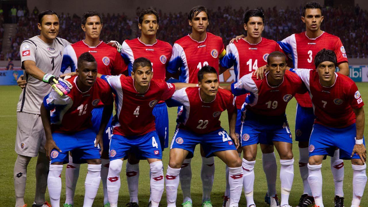 super popular ef8bf 577ac Costa Rica National Team 2014 World Cup Brazil   Costa Rica ...