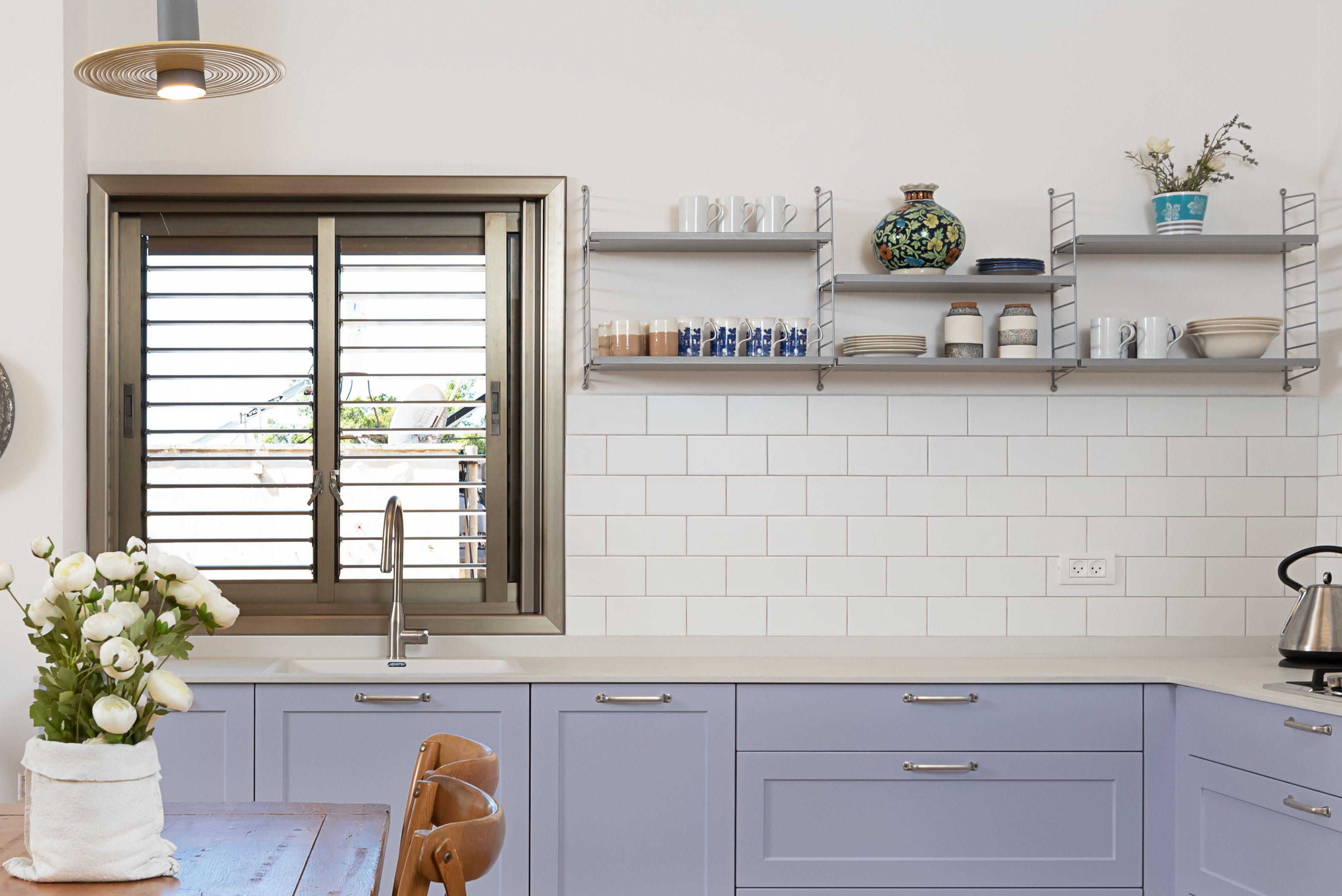 Light Purple Kitchen In 2020 Purple Kitchen Kitchen Cabinets Kitchen