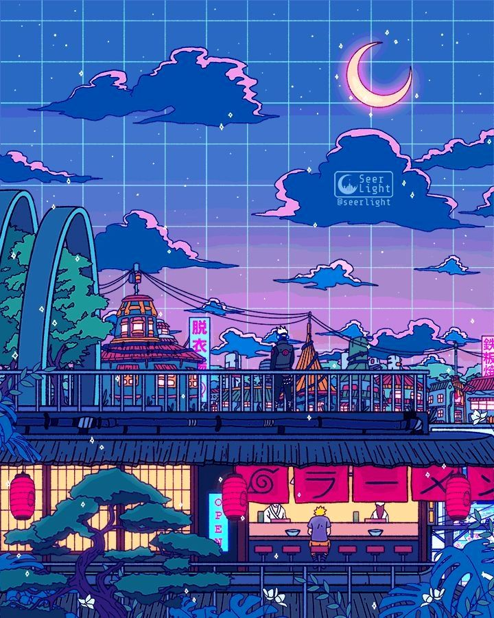 Track Our Pinterest Facebook Instagram For Further Anime Day To Day Search For Animegoodys Animerea Anime Scenery Wallpaper Vaporwave Wallpaper Anime Scenery