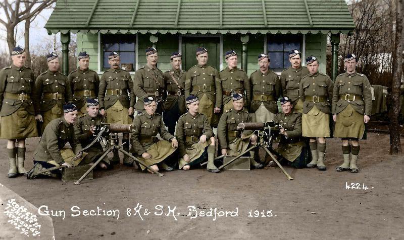 World War 1 Highlanders in Color! - Page 3
