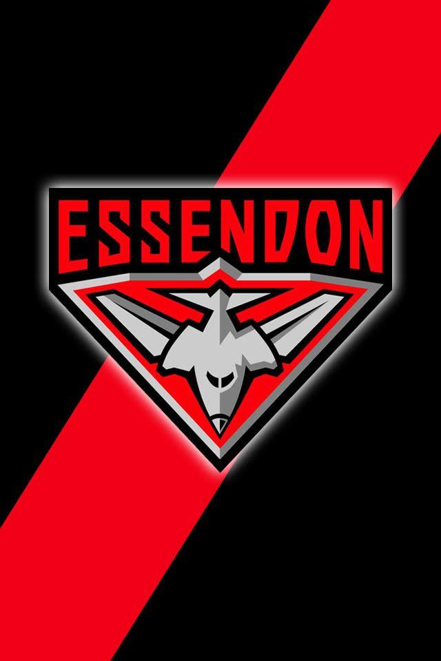 Australian Rules Football Essendon Bombers Are My 3rd Favorite Footy Team Essendon Football Club Footy Afl Premiership