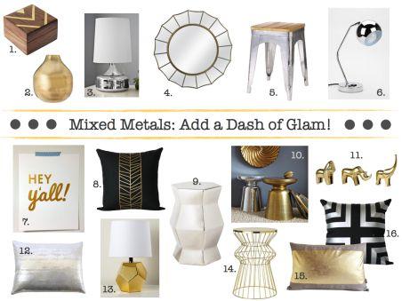 Mixed Metals | jilliangorman.wordpress.com