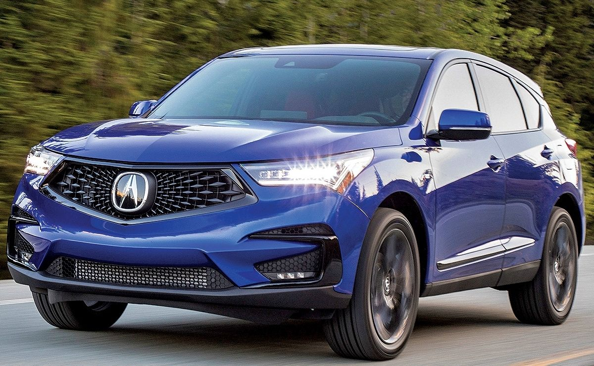 2020 Acura Rdx Review Facelift Price Release Date Engine And Photos Honda Civic Honda