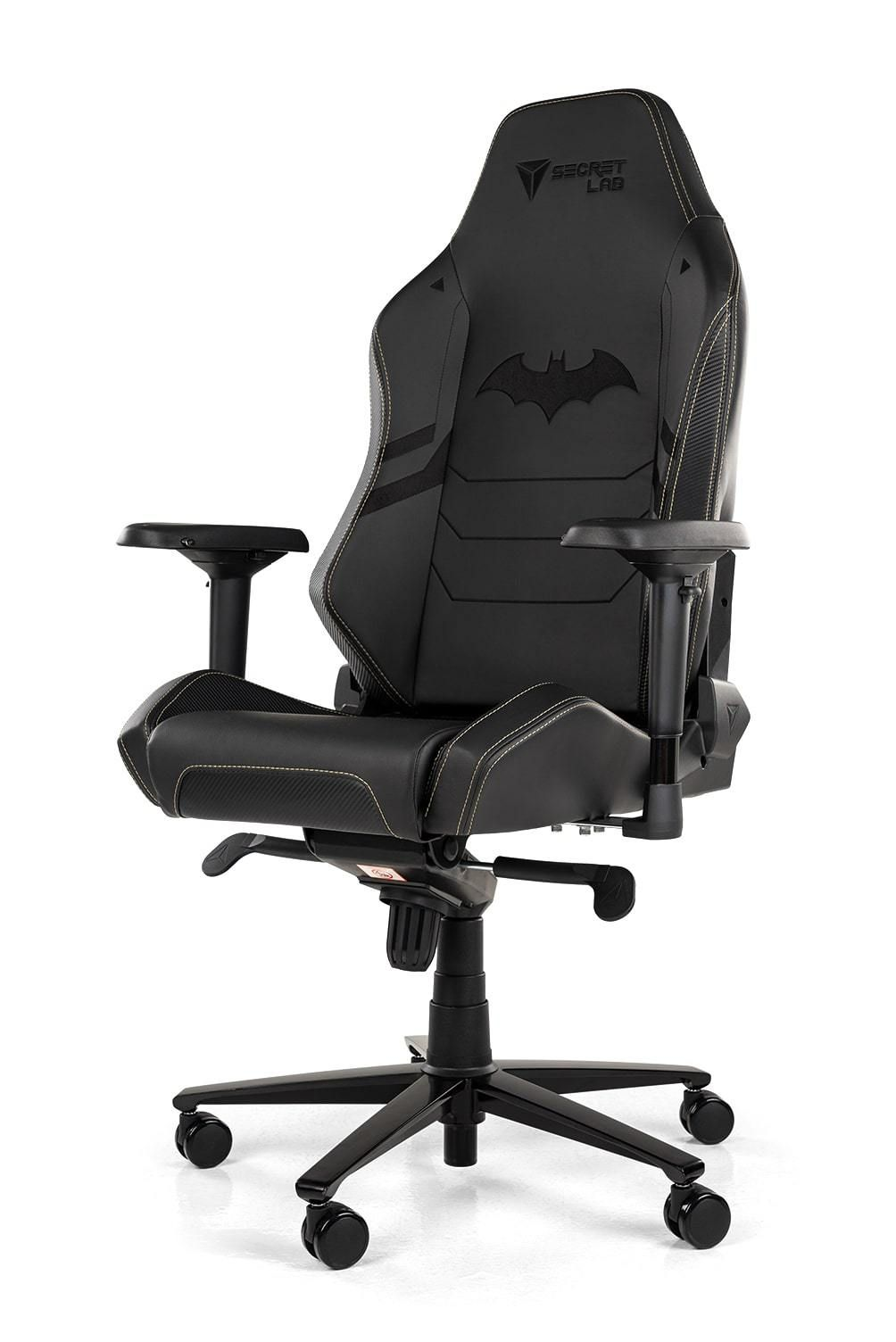 Secretlab Omega Series Dark Knight Special Edition Gaming Chair Chair Gaming Chair Comfortable Chair