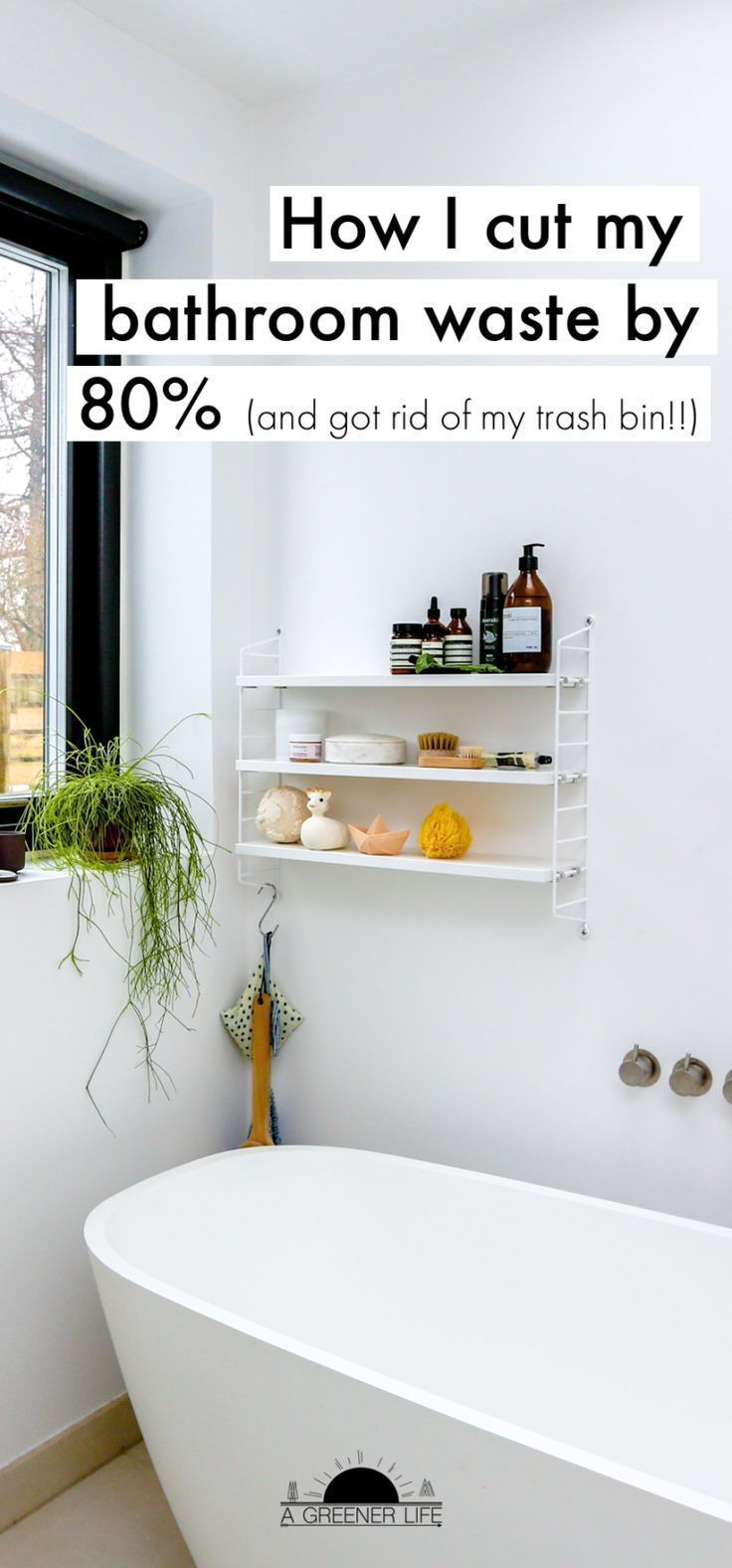 15 Zero-Waste Bathroom Swaps To make Today - A Greener life