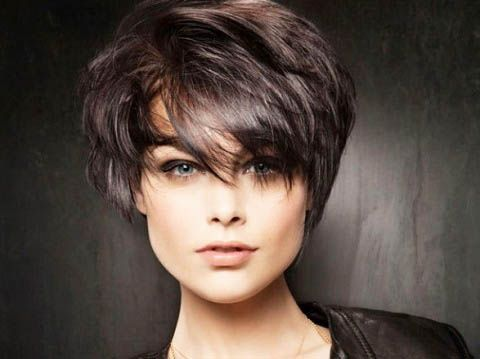 short hair styles 2014 | Haircuts Trends 2014 With Bangs | Hairstyles | Hairtrends | Hair ... - Beauty Ideaz