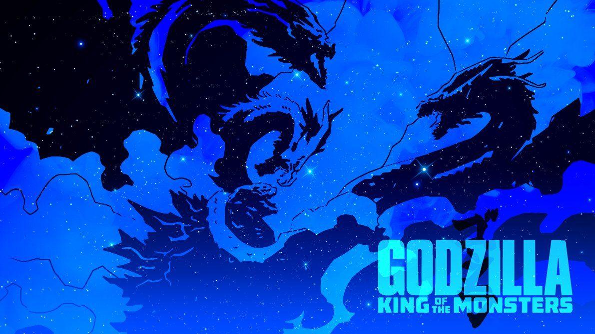 Godzilla King Of The Monsters Fan Made Wallpapers By Https Www