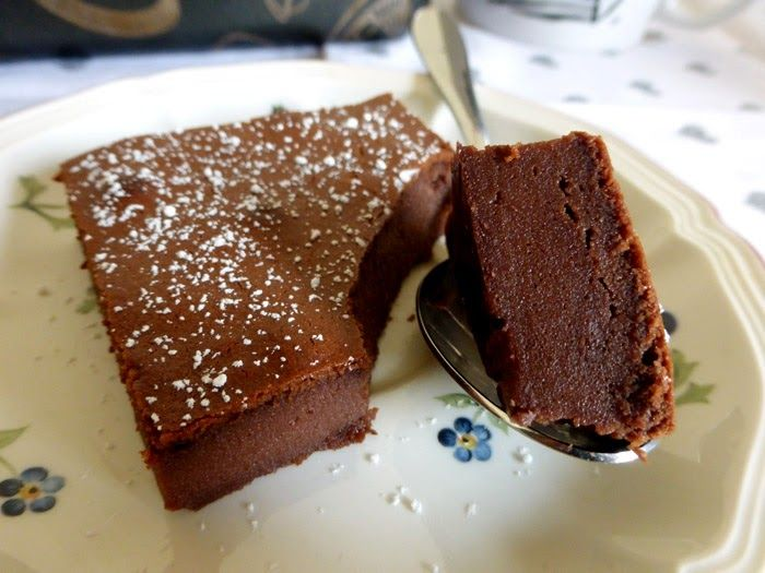Recette gateaux au chocolat cyril lignac