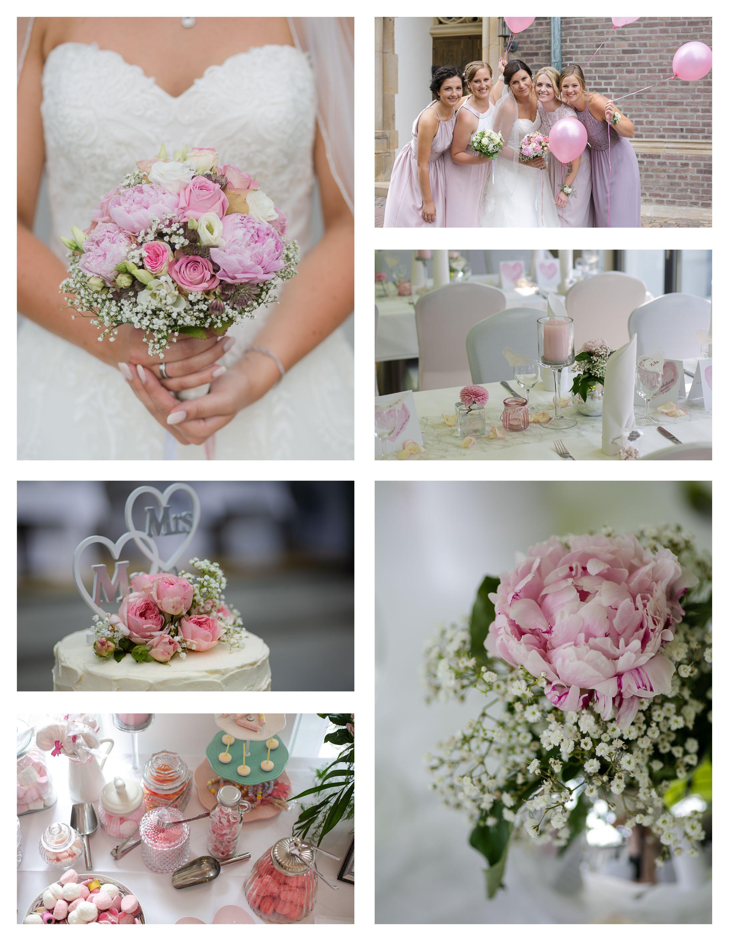 Hochzeit Farbkonzept Rosa Sommer Natur Altrosa In 2020 Hochzeit Hochzeitskleid Spitze Hochzeitsfotos