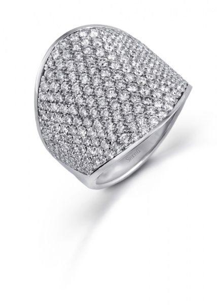 This ring makes such a statement!