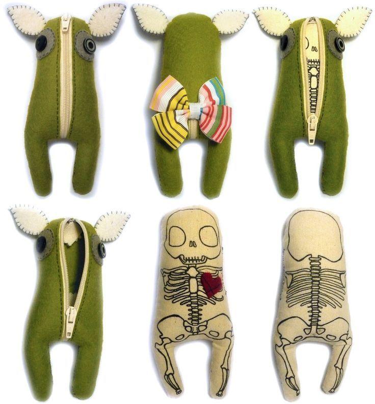 anatomy doll for kids | Softie Inspiration: Apri by Hannakin. I ...