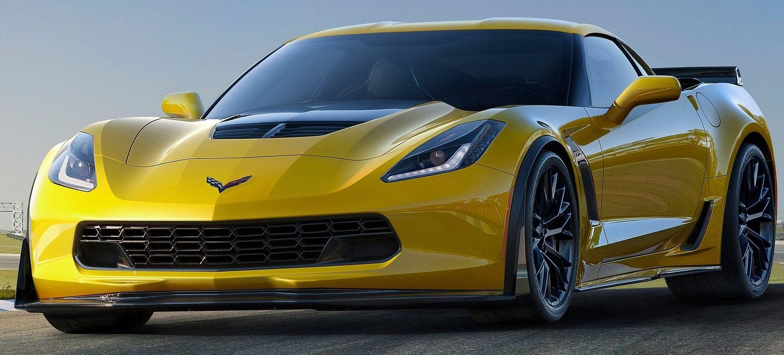 0 To 60 Corvette Z06