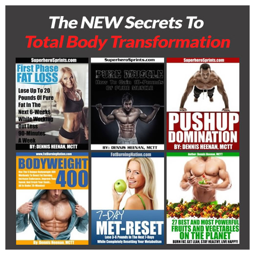 Goal Workouts Package | Total Body Transformation