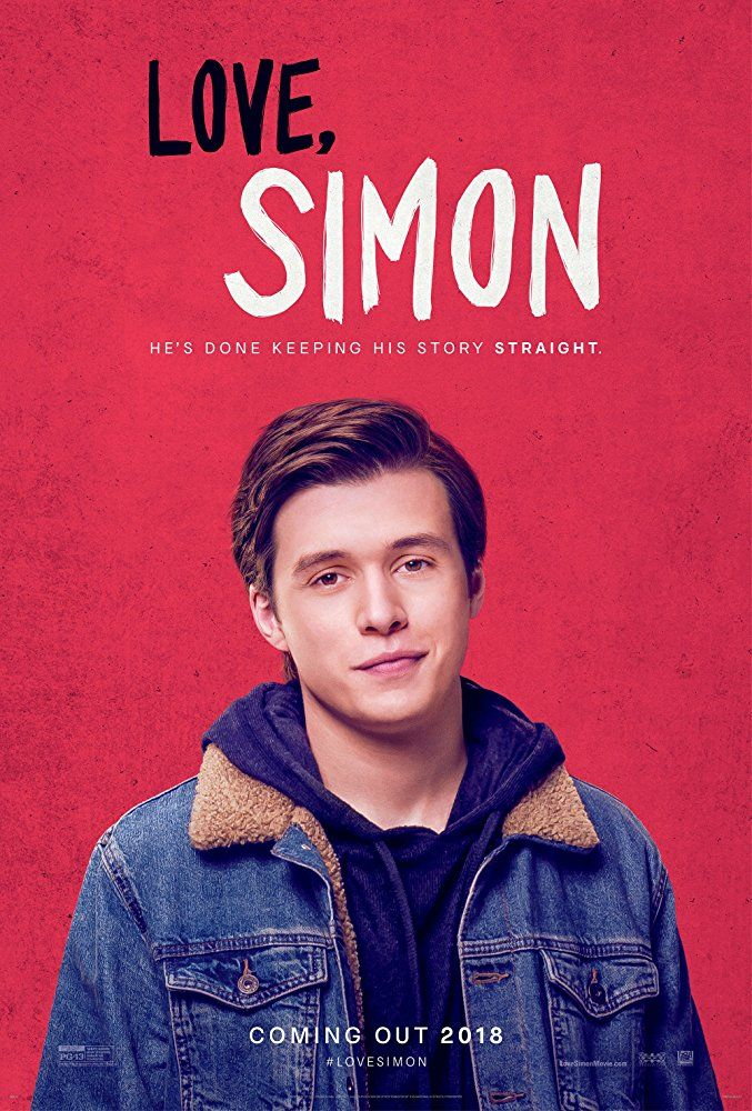 Love simon 2018 a young adult book to movie translation about a a young adult book to movie translation about a boy named simon in high school who is keeping a secret from his family and frie at the m fandeluxe Images