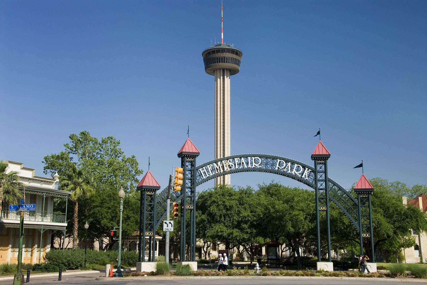 Tower Of The Americas 1968 World S Fair San Antonio