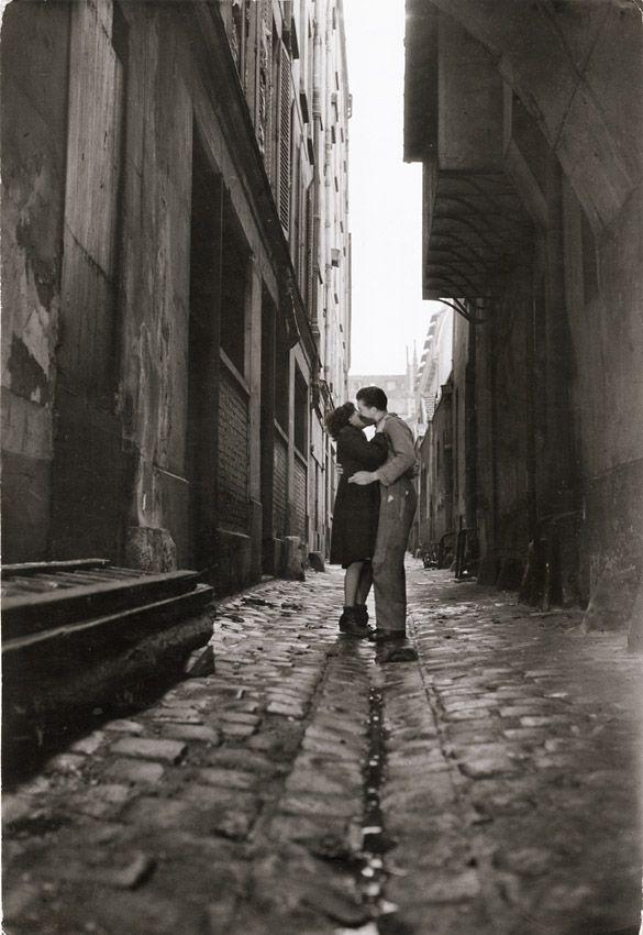 Les Amourex The Lovers Paris 1950 S Jean Philippe