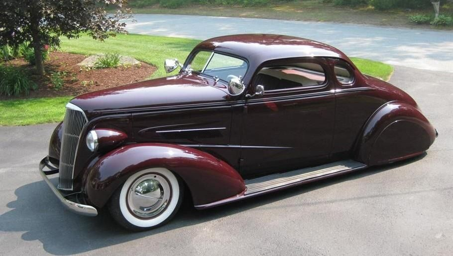 1937 Chevy Coupe Brought To You By Car Insurance Eugene House