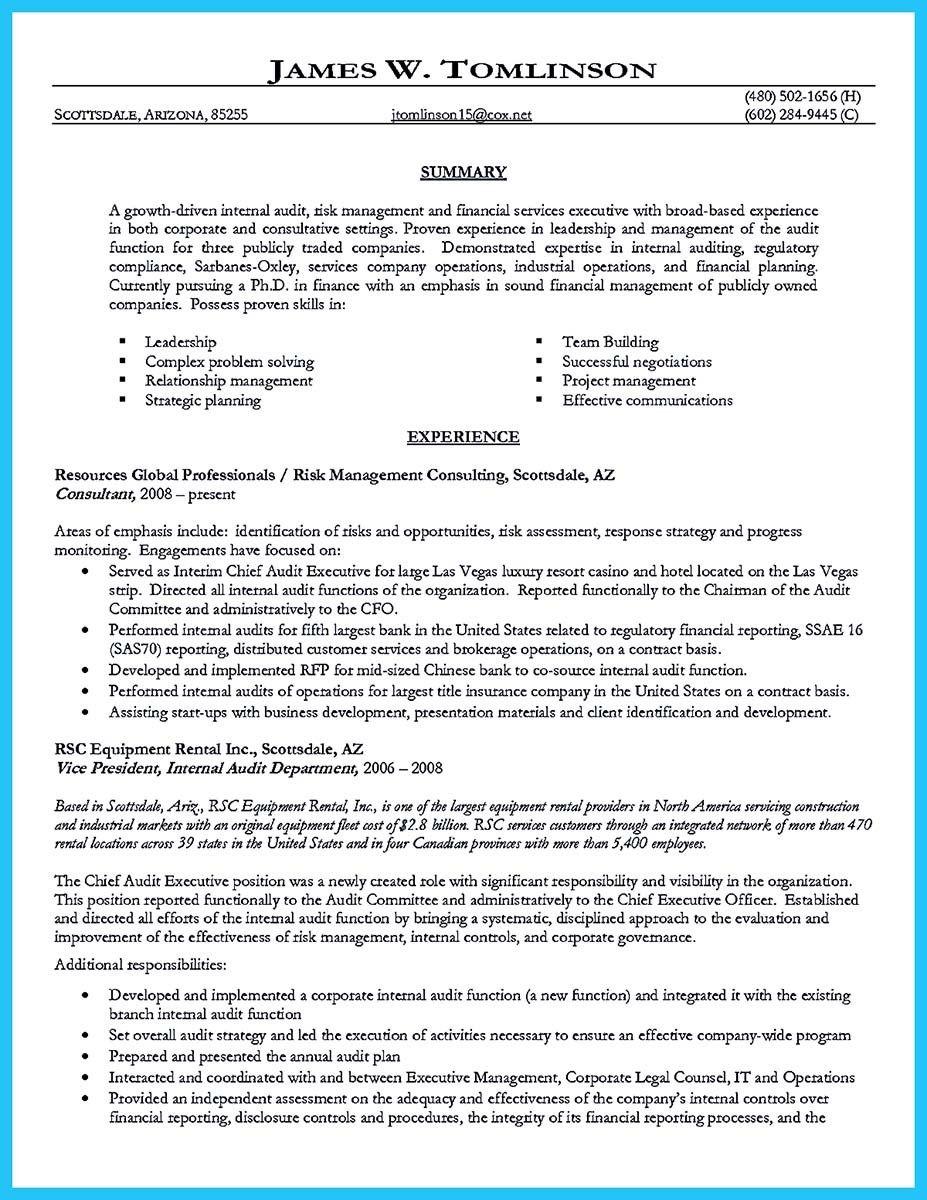 Making a Concise Credential Audit Resume (Dengan gambar)