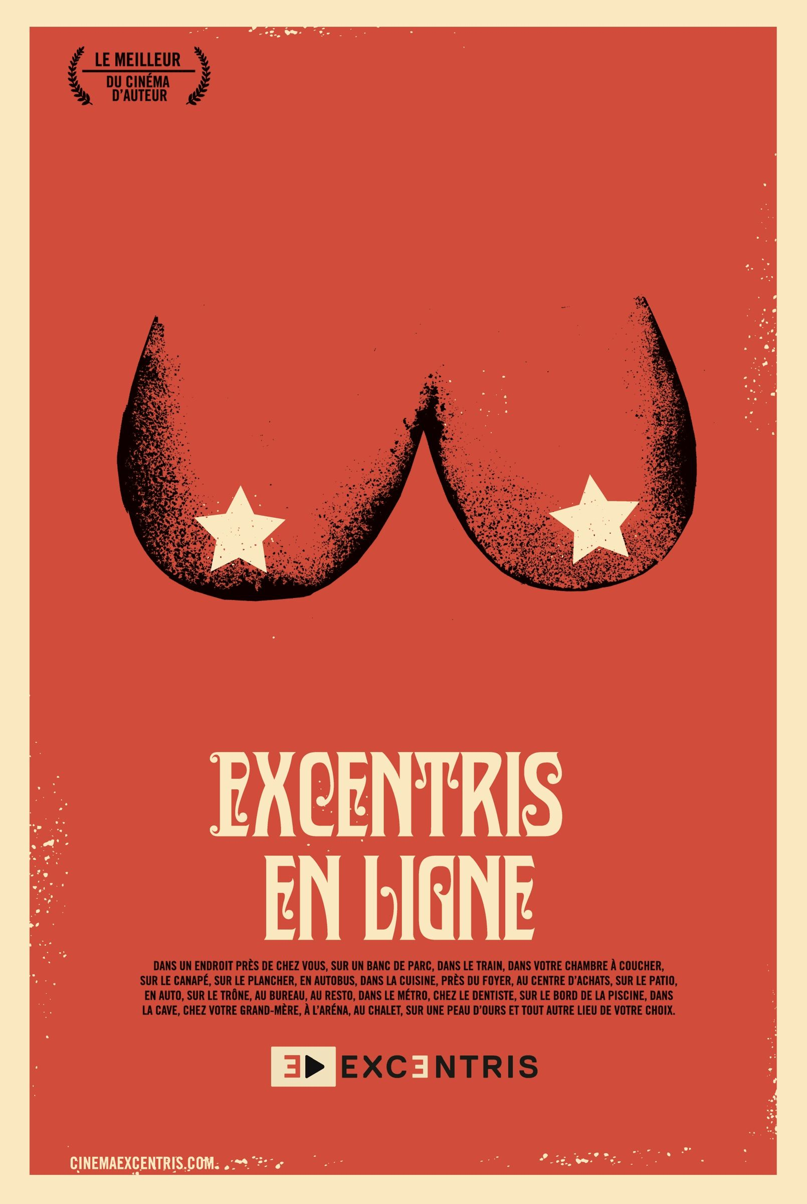 Cinema Excentris Excentris Online 6 Ads Of The World Creative Advertising Campaign Creative Advertising Ads