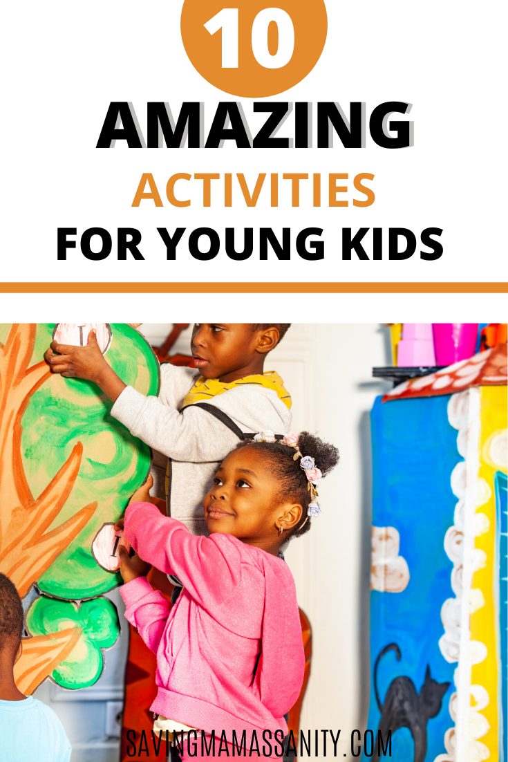 10 activities to do with young kids that are amazing