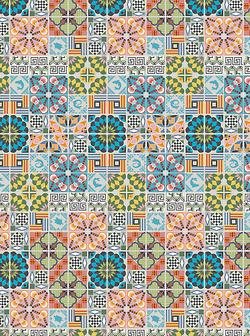 Pin By Erin Schlosser On Tiles Italian Pattern Pattern Wallpaper Stained Glass Tile