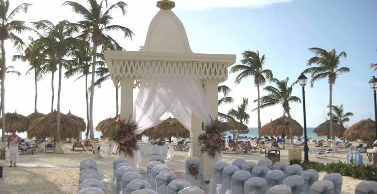 Wedding In Aruba Hotel Riu Palace En Hotels