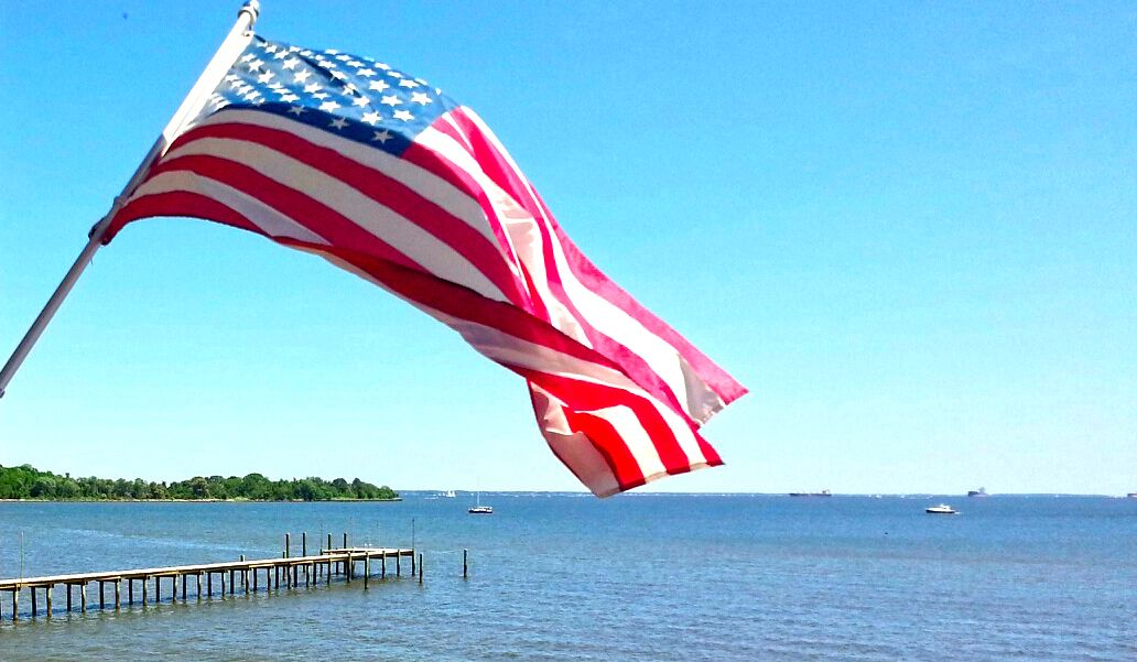 Celebrating Independence Day in Annapolis, MD!