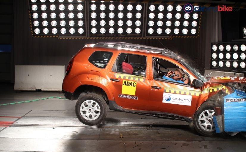 Zero Stars For MadeInIndia Renault Duster In Latest