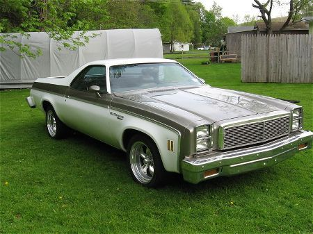 1977 Chevrolet El Camino Find Parts For This Classic Beauty At