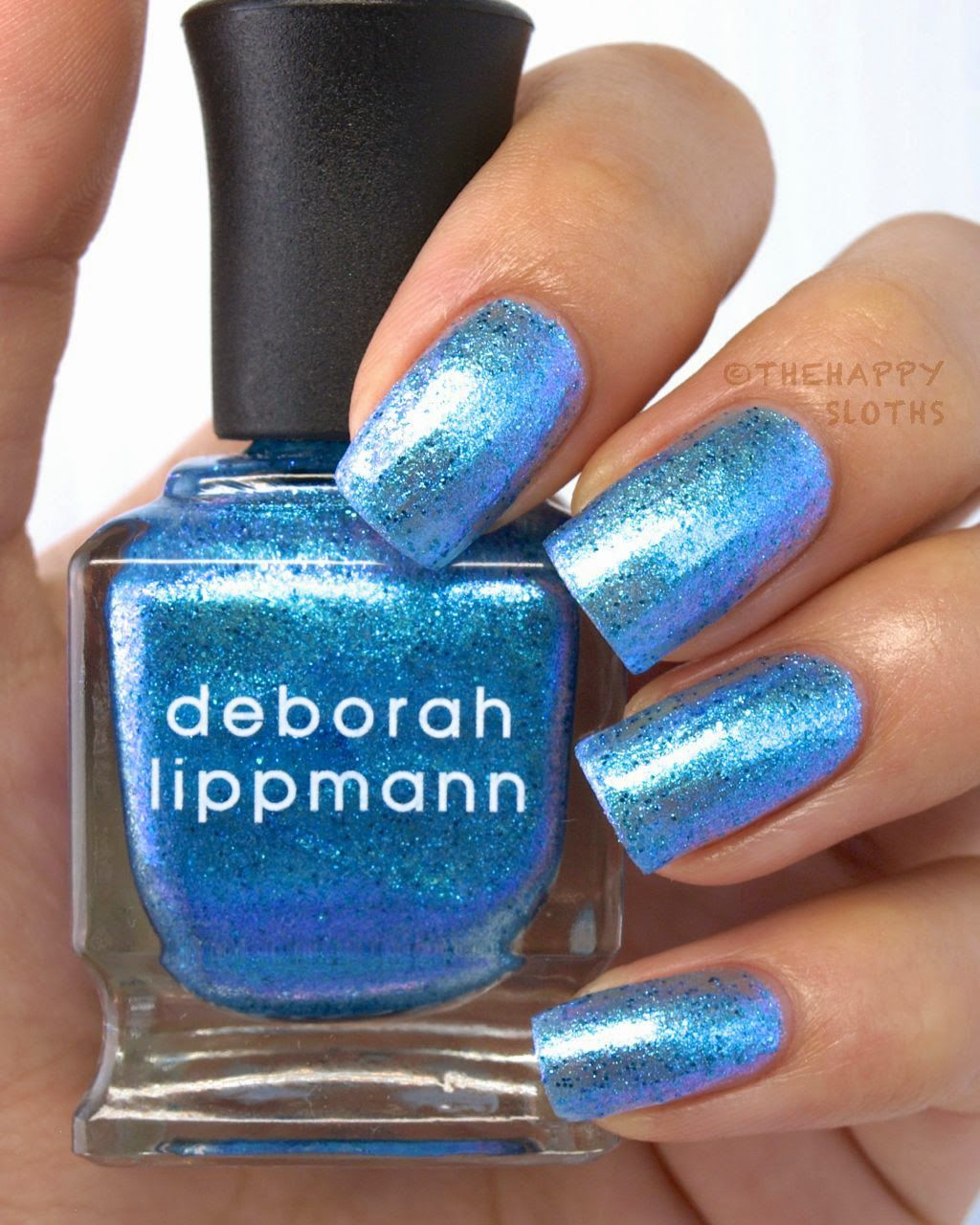 Deborah Lippmann Holiday 2014 Collection Xanadu Review and Swatches ...