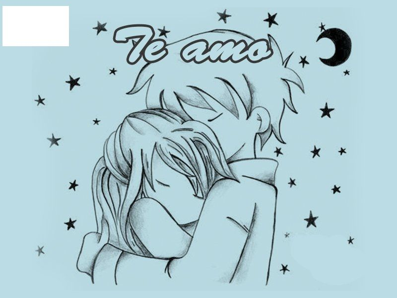 Dibujos Bonitos De Amor Dibujos Romanticos Para Pintar Art Female Sketch Anime Chibi