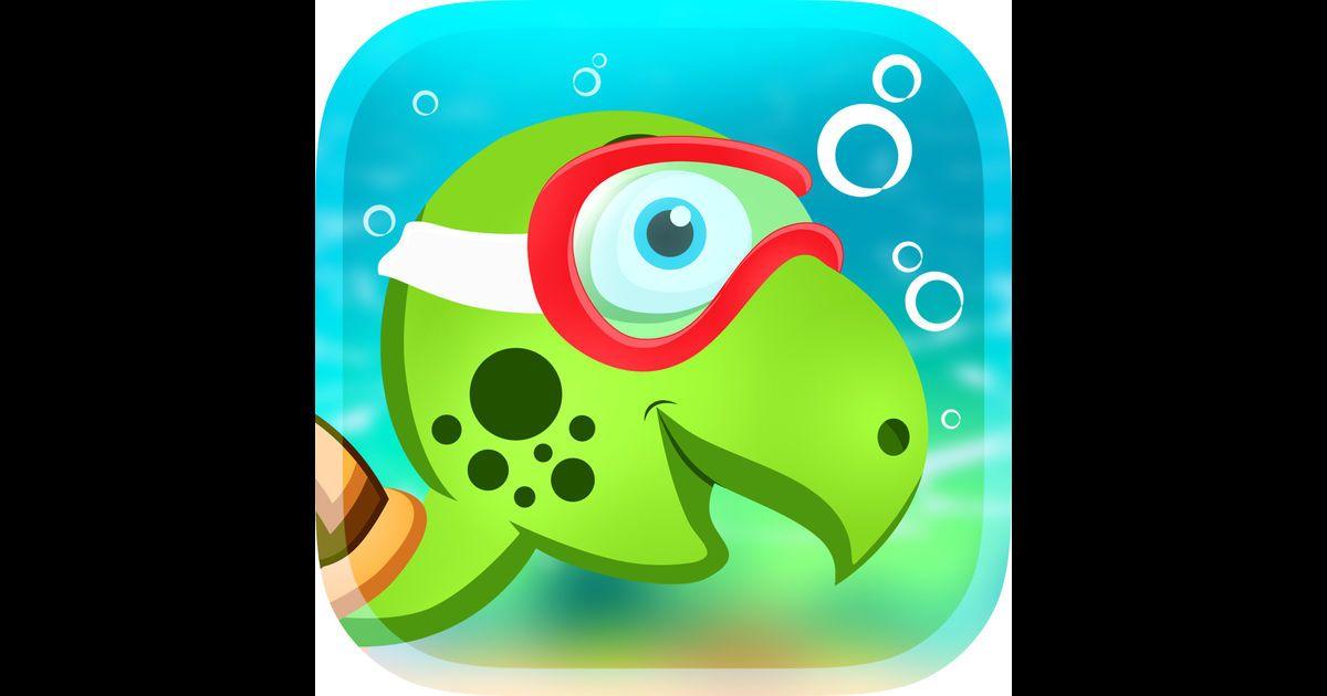 Turtle quest on the app store turtle apple watch app