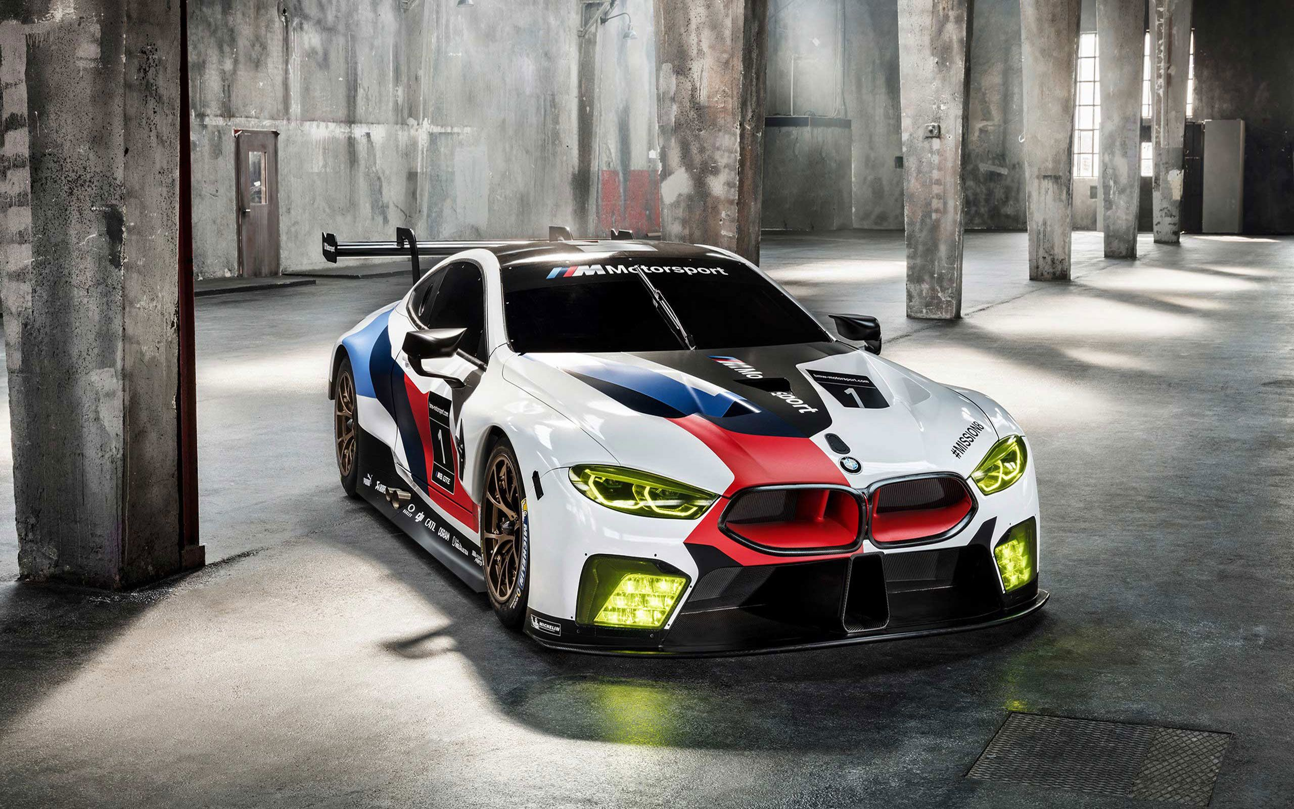 Free Bmw M8 Gte Sports Cars Computer Desktop Wallpapers Pictures