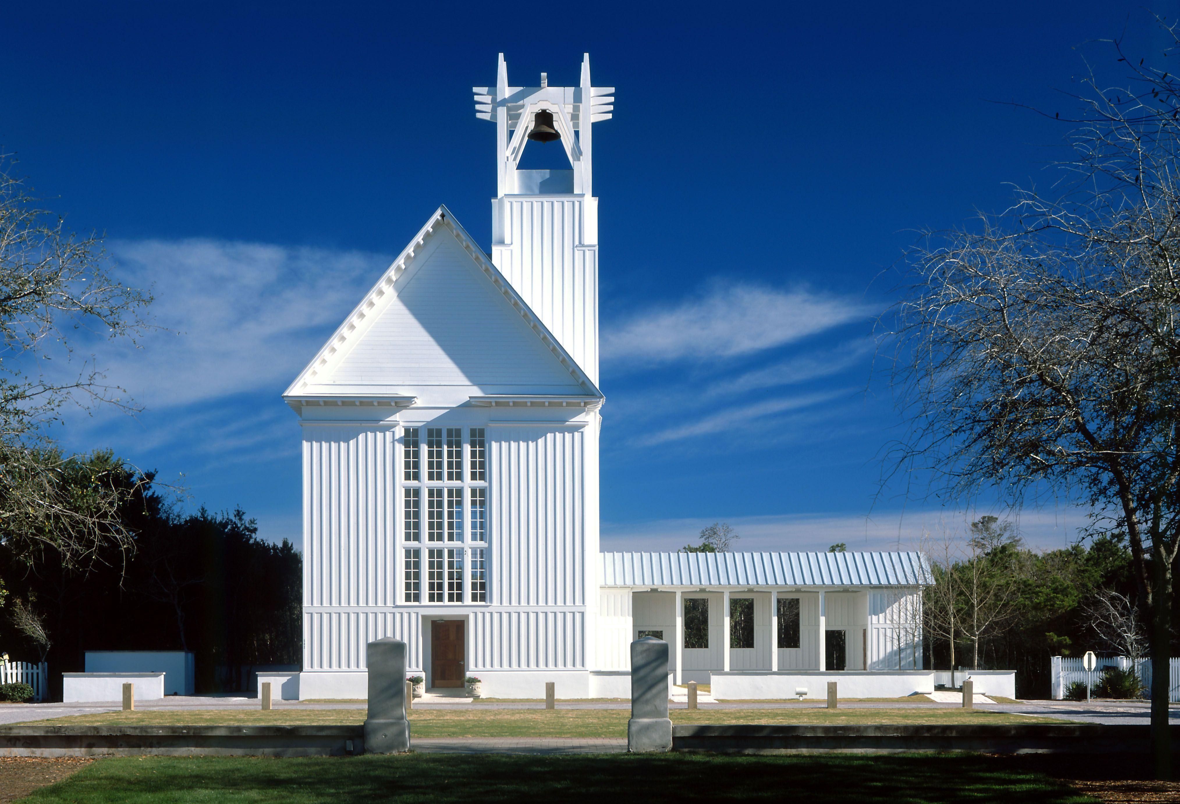 The Seaside Chapel | wedding venue | Seaside, Florida photo credit ...