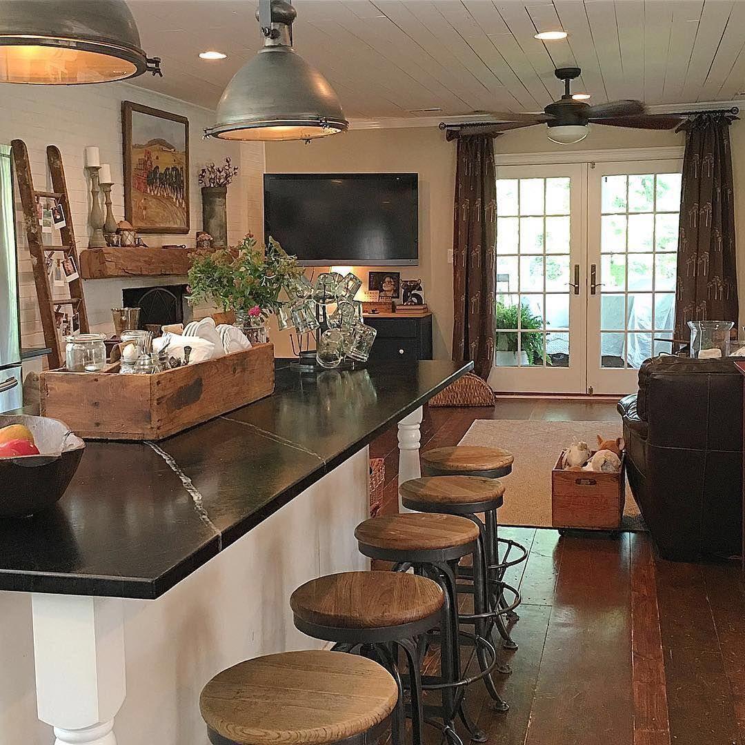 1 894 likes 14 comments antique farmhouse antiquefarmhouse on instagram t kitchen on farmhouse kitchen decor countertop id=40815
