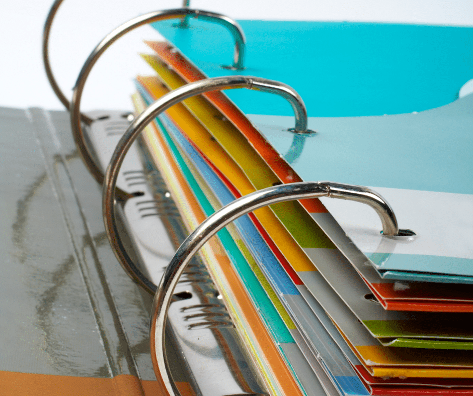 How To Create A Home Management Binder In 2020