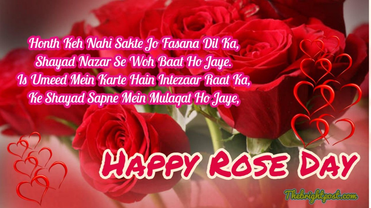 Free Download Romantic Rose Day Images Day Day Wishes Rose Happy rose day wallpaper free download