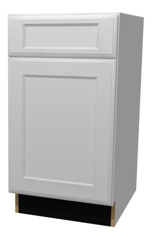 Essentials Ral Mp S Sst S C B18r2st Base Cabinets Paint Cabinets White Panel Doors
