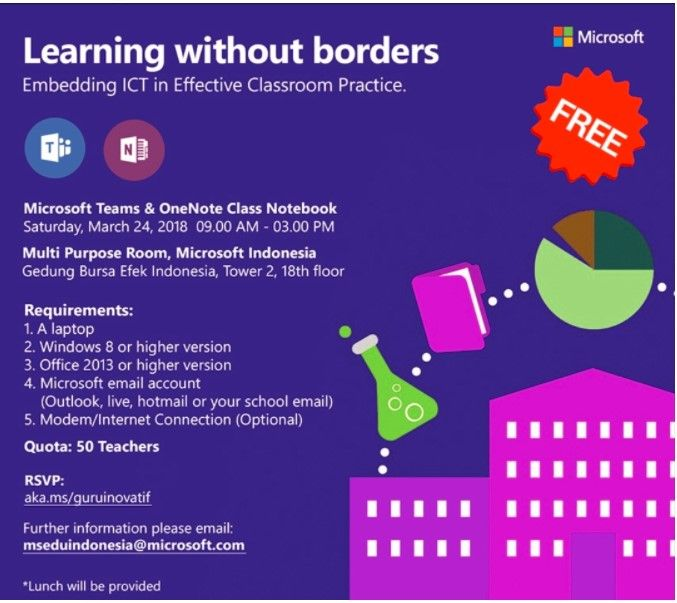 Learning without borders  Microsoft Teams & OneNote Class Notebook