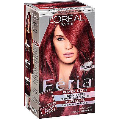loreal feria ombre hårfärg