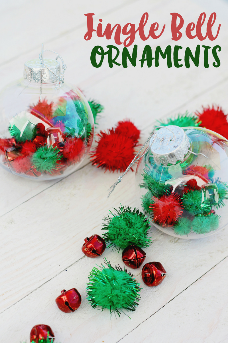 Jingle Bell Tree Decorations How To Create Jingle Bell Ornaments For Christmas  Jingle Bells