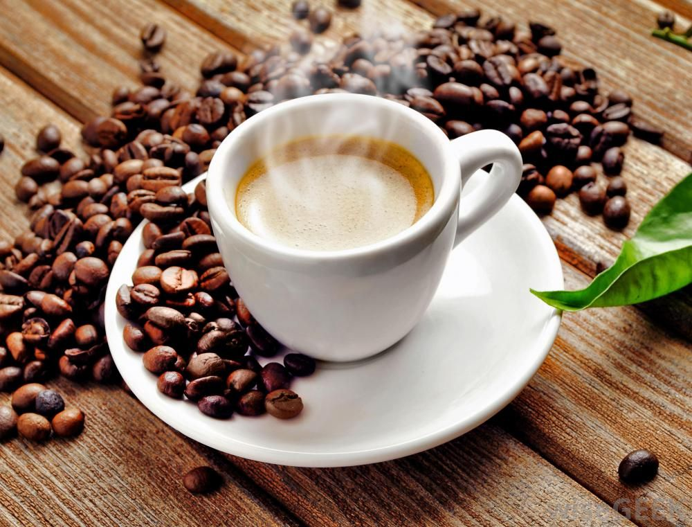 Espresso Is A Drink Made From Forcing Hot Water Through Finely Ground Coffee At High Pressure Although Some People It By