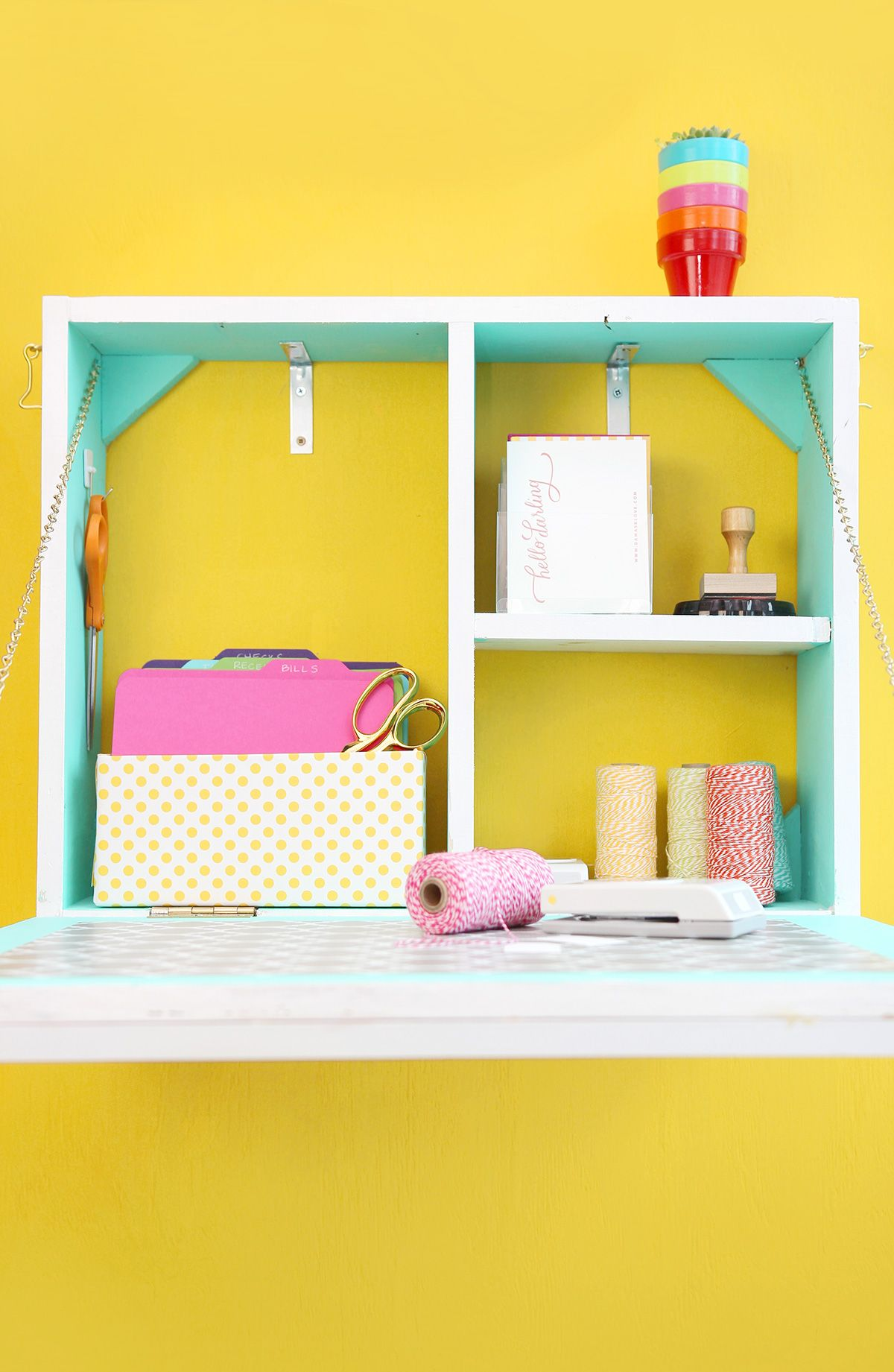 How Build a Mail Station | Mail station, Damasks and Chalkboards