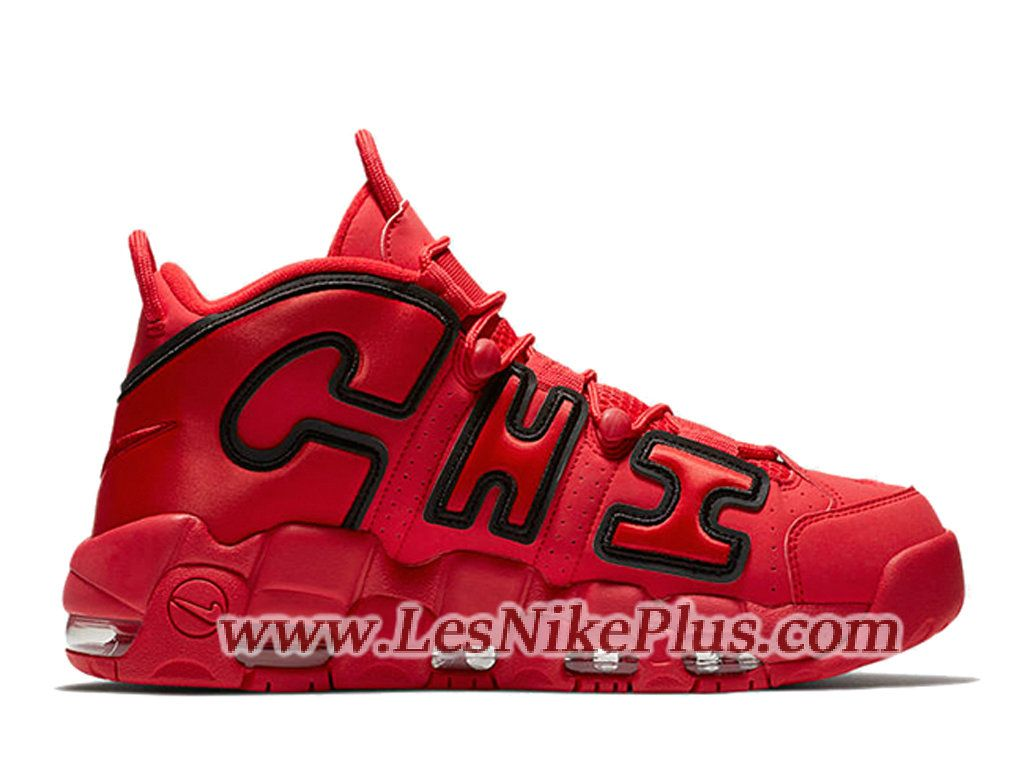 Chaussures Nike Air More Basketball Uptempo Chicago Chaussures De Basketball More Pas 511f35