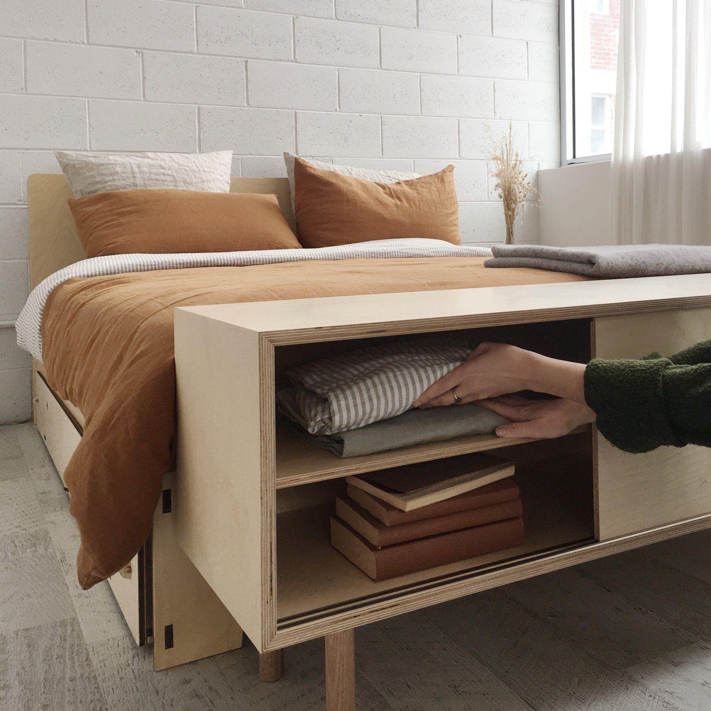 Cabine Bedroom Storage Minimalist Bedroom Room