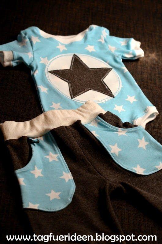 Tag für Ideen: Neue Babykombi nach altbewährten Schnitten... | Baby ...