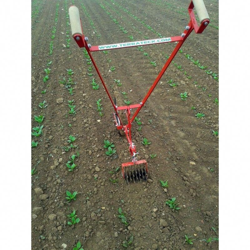 The Roll Crumbler Is A Easy Solution For Mecanical Weeding It S