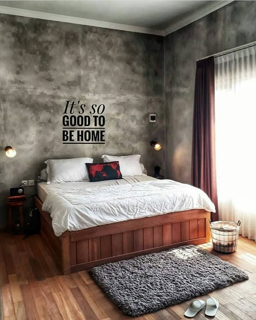 Modern Retro Bedroom Ideas 15